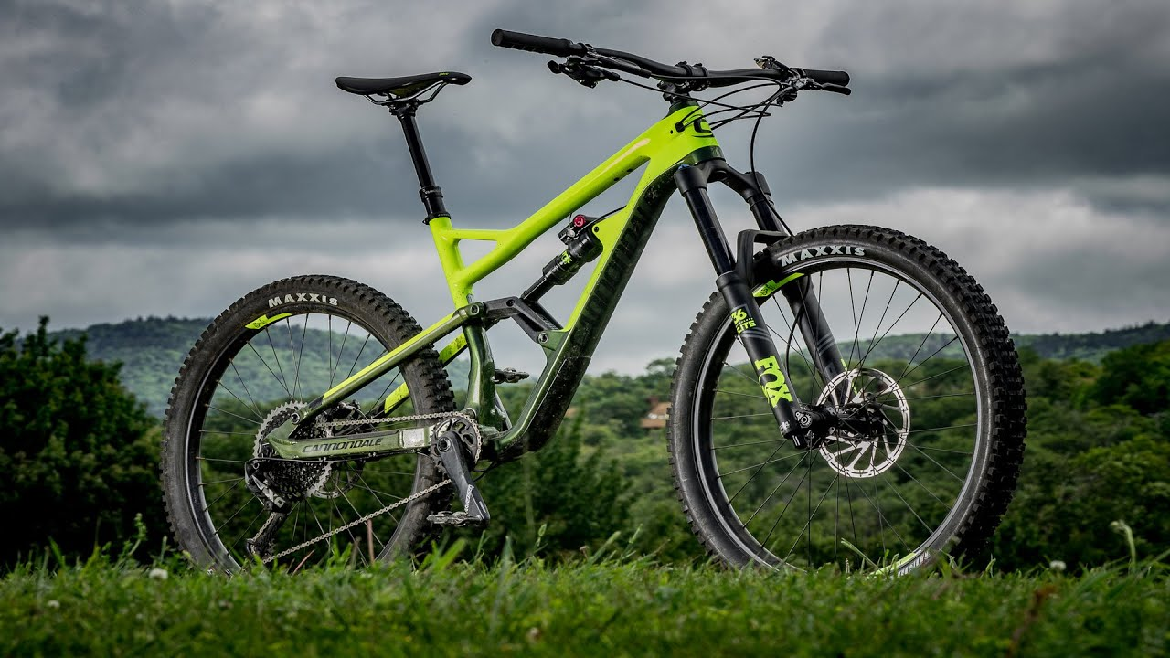 6c2bdb1b85e Cannondale Jekyll Review - 2018 Bible of Bike Tests: Summer Camp ...