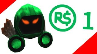 Selling Expensive Roblox Items For 1 Robux
