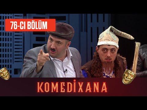 Komedixana 76-cı Bölüm  20.03.2021