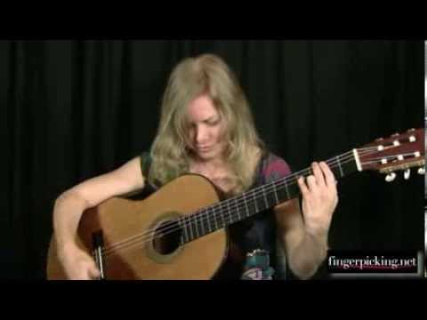 Muriel Anderson plays Close to You courtesy of fingerpicking.net