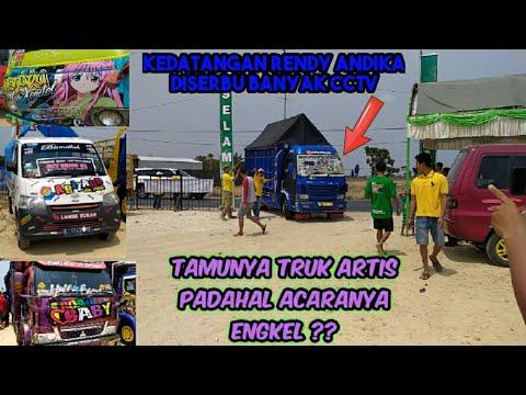 Kedatangan Rendy Andika Wahyu Abadi Disambut Banyak CCTV • Komunitas Engkel Mania Demak KEMD