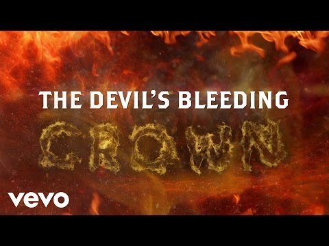 Volbeat - The Devils Bleeding Crown (Lyric Video)