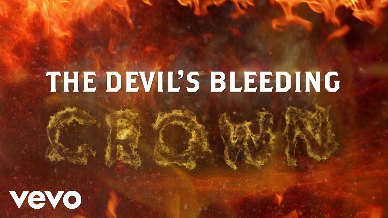 Volbeat The Devils Bleeding Crown Lyric Video Youtube