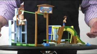 Toy Story 3 Action Links from Mattel