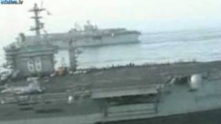 US warships head to Iran