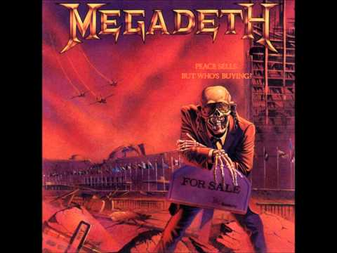 MegadethPeace SellsBut Whos Buying?HQ and LYRICS