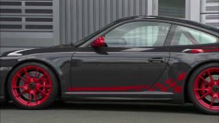 2010 Porsche 911 GT3 RS facelift