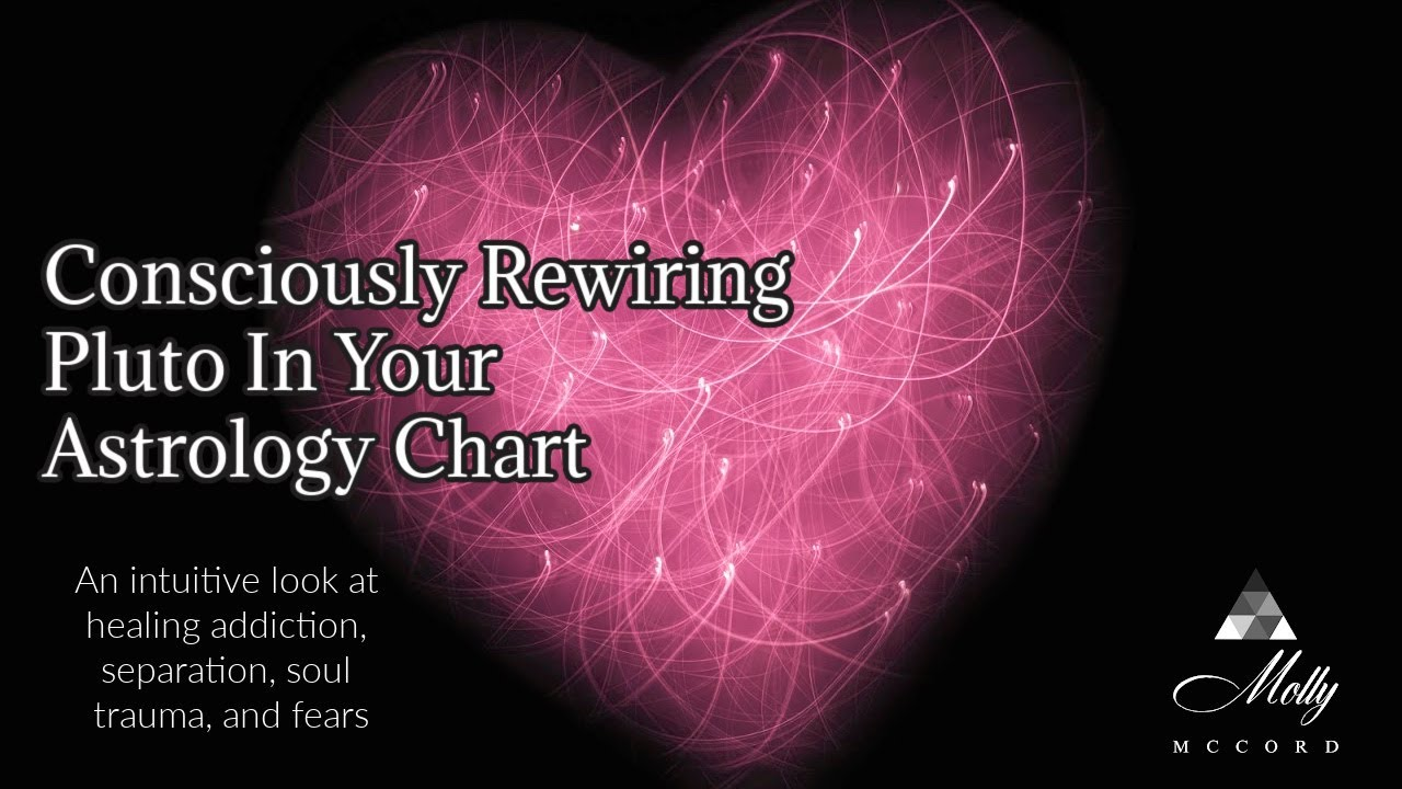 Consciously Rewiring Pluto In Your Astrology Chart ~ Podcast