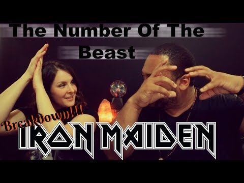 Iron Maiden The Number Of The Beast Reaction!!