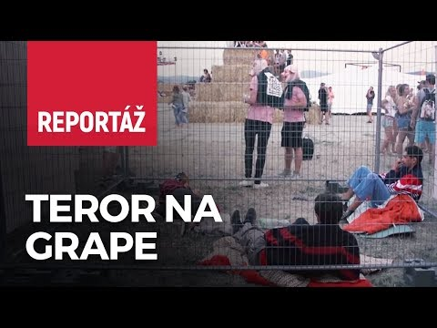 Teror na Grape 2017 (Reportáž)