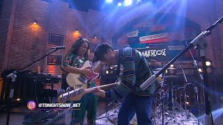 Download Mp3 Svmmerdose - Break My Wall  Perform At Tonight Show
