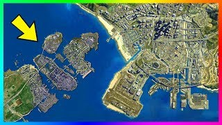 Rockstar Insider Reveals What Happened To Liberty City Expansion Coming To GTA Online! (GTA 5 DLC)