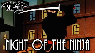 Night Of The Ninja - Bat-May