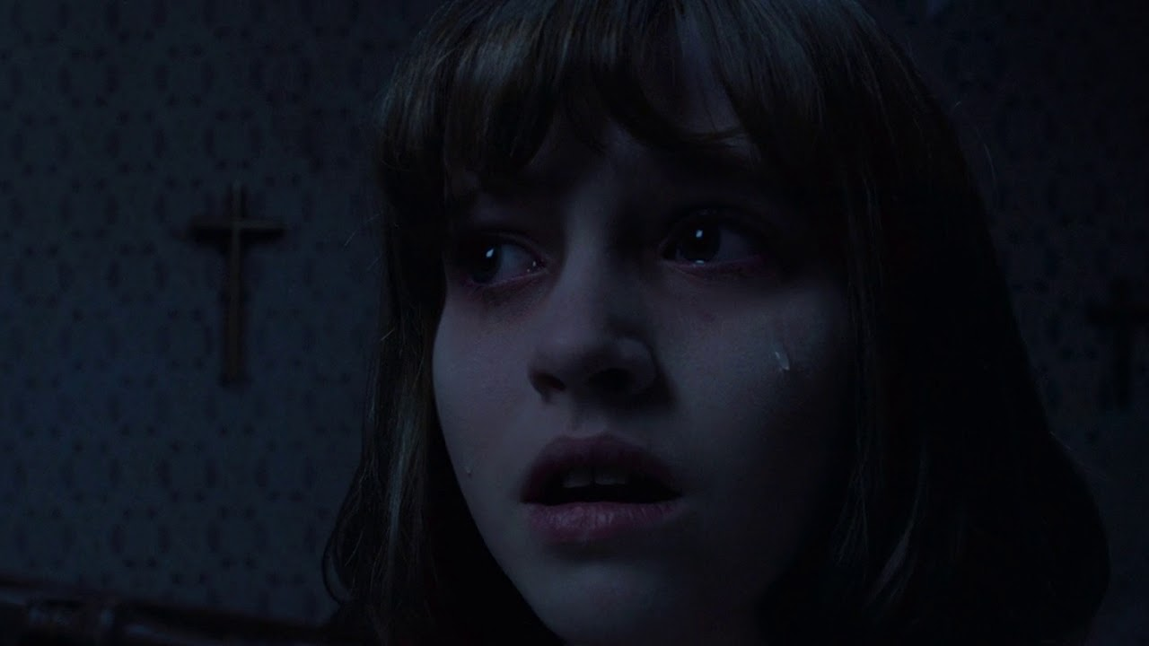 Download The Conjuring 2 (2016) Jump Scare - Bill Attacks Jane
