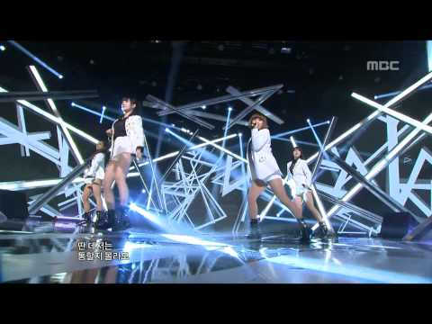 miss A - I don't need a man, 미쓰에이 - 남자 없이 잘 살아, Music Core 20121117