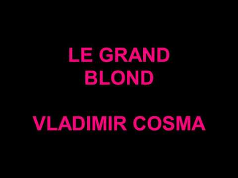 VLADIMIR COSMA - LE RETOUR DU GRAND BLOND 1972 - SOUNDTRACK