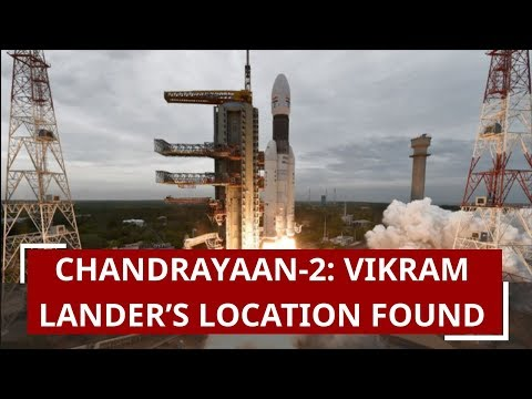 Chandrayaan-2: Vikram Lander's location found, confirms ISRO chief K Sivan
