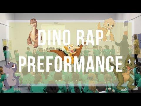 Dinosaur Rap Performance