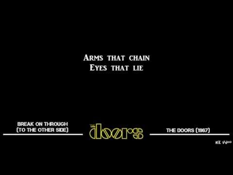 Lyrics for Break On Through (To The Other Side) - The Doors