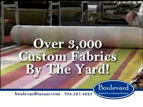 Boulevard Bazaar: Home Furniture and Fabric  in Charlotte, NC