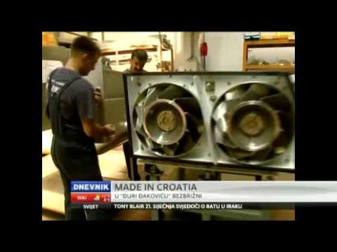 Croatian Arms Industry/Hrvatska vojna industrija