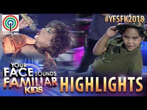 YFSF Kids 2018 Highlights: TNT Boys, Hinamon Sa Pagliyad Si Krystal