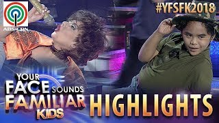 YFSF Kids 2018 Highlights: TNT Boys, hinamon sa pagliyad si Krystal
