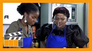 McBrown's Kitchen with MzVee | SE11 EP03