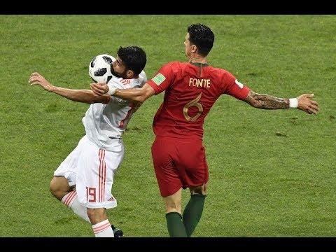 التعادل بـ 3 يحسم لقاء إسبانيا والبرتغال في مونديال روسيا  - 23:22-2018 / 6 / 15