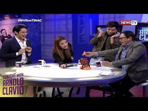 Tonight with Arnold Clavio: 'Mulawin VS Ravena' cast, maglalaro ng Bad Dog Game