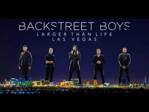 Backstreet Boys - The Call (Studio Version) Live From Vegas