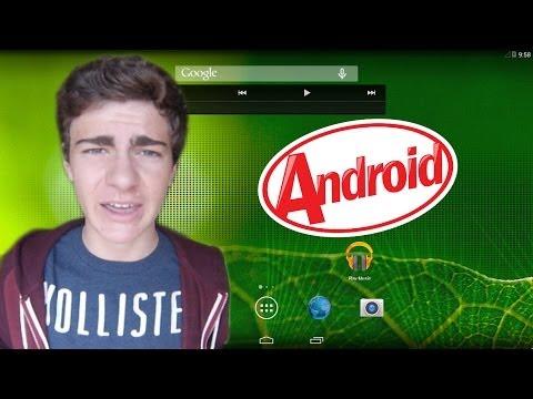 Instalar Android 4.4 Kitkat en PC | Muy Facil 2014