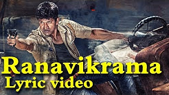 Ranavikrama - Title Track Lyric Video   Puneeth Rajkumar   Adah Sharma   V Harikrishna