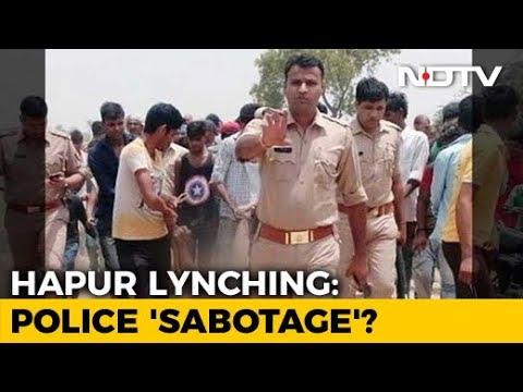 Road Rage Or Cow Vigilantism? In Hapur Lynching, Glaring Anomalies