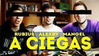 A CIEGAS!! - RETO Pitfall Tresor (Con Alexby y Rubius)