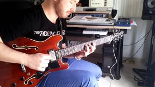 ----|  Neo Soul/R&B Guitar Vibe - Chris Zantioti  |----