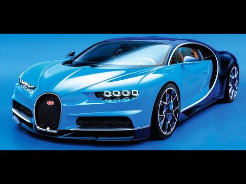 Bugatti Chiron 2016 Photos
