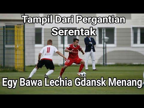 Cuplikan Penampilan Egy VS Pogon Szczecin || Pogon Szczecin VS Lechia Gdansk 1-2
