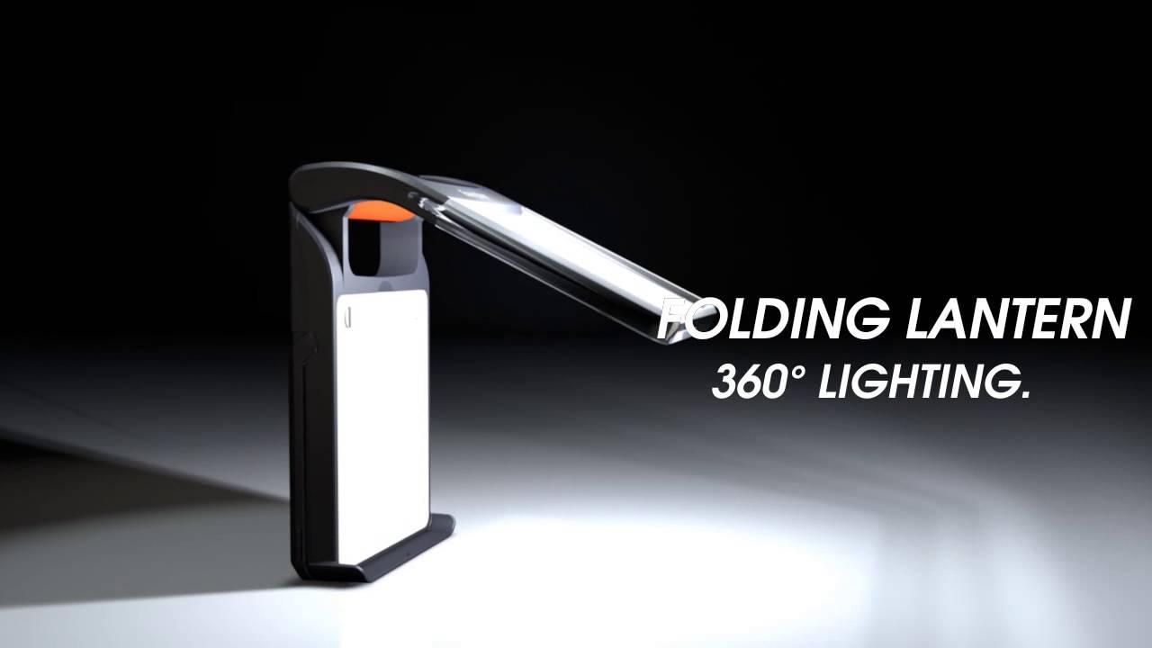energizer led folding lantern instructions