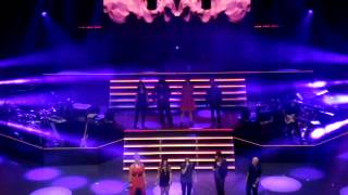 The Voice Summer Tour 2014 @ Toronto - Without You (David Guetta feat. Usher Cover)