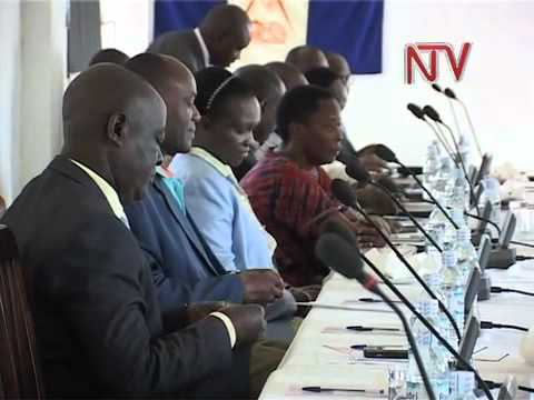 Walusimbi roots for support from Buganda MPs