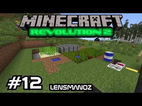 Minecraft - Revolution 2 - Ep 12 - The Forestry Farm