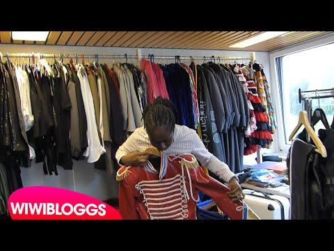 Inside DJ BoBo's personal wardrobe — sneak peak! | wiwibloggs