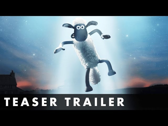 A SHAUN THE SHEEP MOVIE: FARMAGEDDON - Official Teaser Trailer