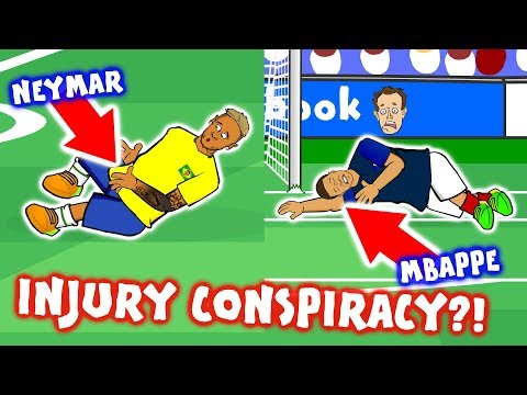 🚑CONSPIRACY! NEYMAR & MBAPPE INJURED!🚑 (PSG vs Liverpool Champions League 2018 Preview)