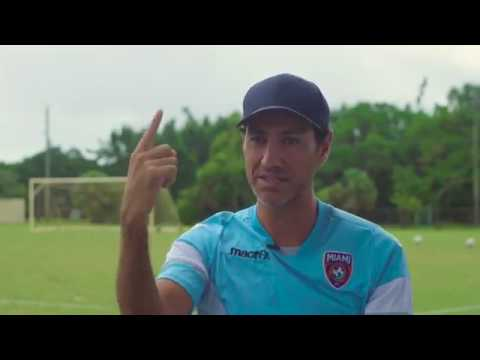 Head Coach Alessandro Nesta Talks Miami FC 2016 Season