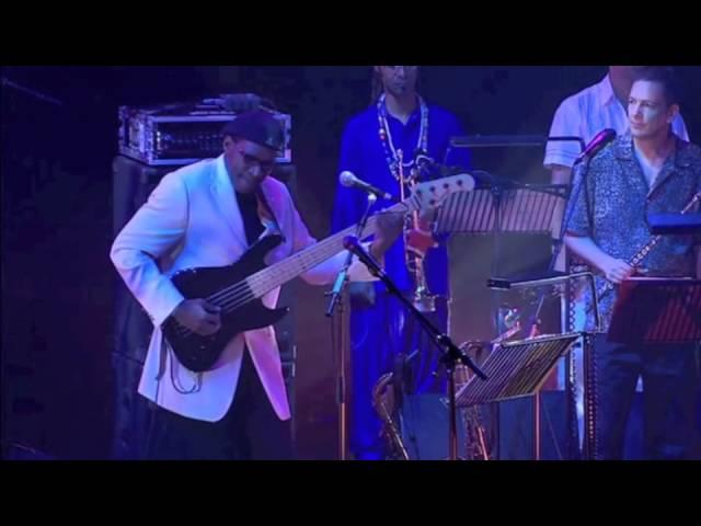 Nicolas Genest & Manu Dibango Maraboutik Big Band