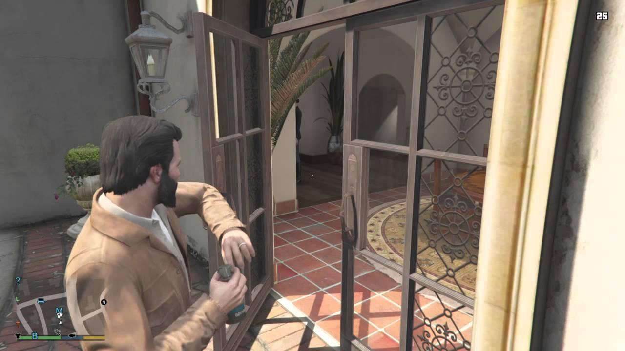 Gta 5 Amanda Real Life GTA 5 - Michael...