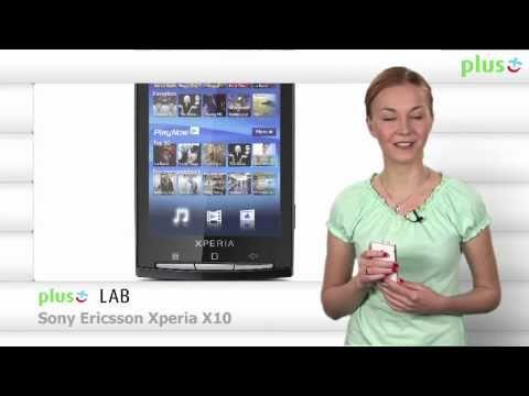 Sony Ericsson Xperia X10 - test recenzja Xperii X10
