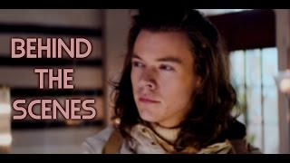 One Direction - Between Us Fragrance - Behind The Scenes (Harry)